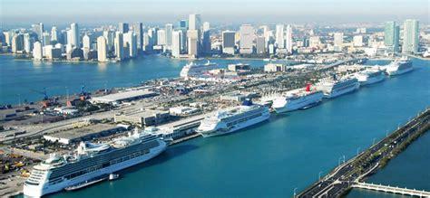 Car Rentals Miami Cruise Port booking portofmiami org