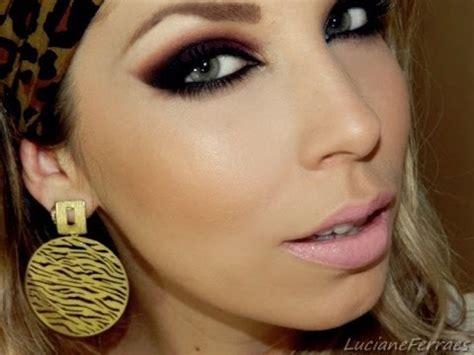 Lu Youtuber maquiagem marcante dica para p 225 lpebras quot gordinhas