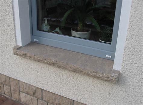außenfensterbank naturstein fensterbank au 223 en granit haus deko ideen