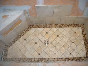 dusche bodengleich porcelain tile shower floor houses flooring picture ideas