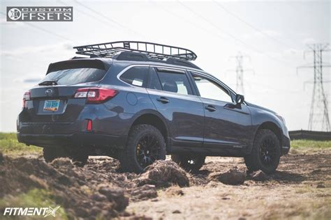 custom lifted subaru 2017 subaru outback motegi mr118 king off road lifted