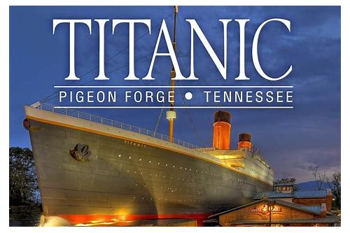 titanic coupon codes pigeon forge