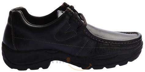 woodland black leather shoes 4035 price buy woodland