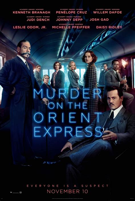 murder on the orient express at an amc theatre near you