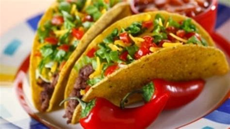most popular things for kids taco recipes for the kids grandparents com