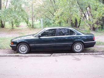 1994 bmw 7 series for sale gasoline fr or rr automatic for sale