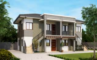 Small Apartment Building Plans Apd 2013001 Pinoy Eplans Modern House Designs Small