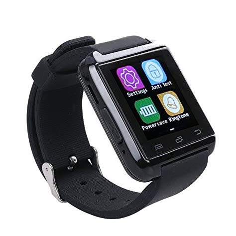Smartwatch U8 flylinktech 174 u8 plus moda 3 0 smartwatch bluetooth pantalla t 225 ctil reloj relojes para android