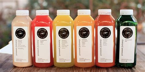 Los Angeles Detox Juice by The States Are Healthy And The Dirt