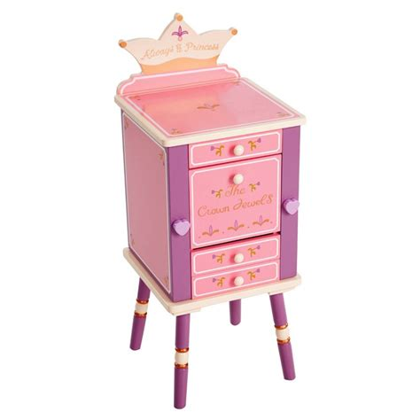 levels of discovery princess toy box bench princess toy box bench by levels of discovery
