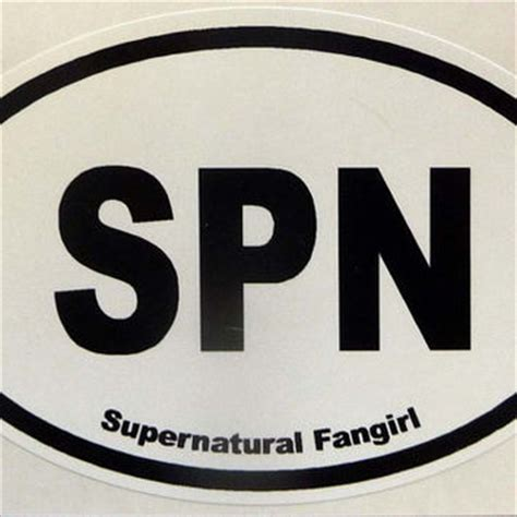 Supernatural Bumper Stickers