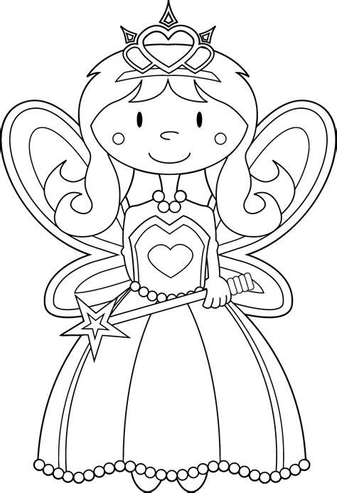Coloriage F 233 E Pour Enfant 224 Imprimer Sur Coloriages Info Easy Princess Coloring Pages Printable