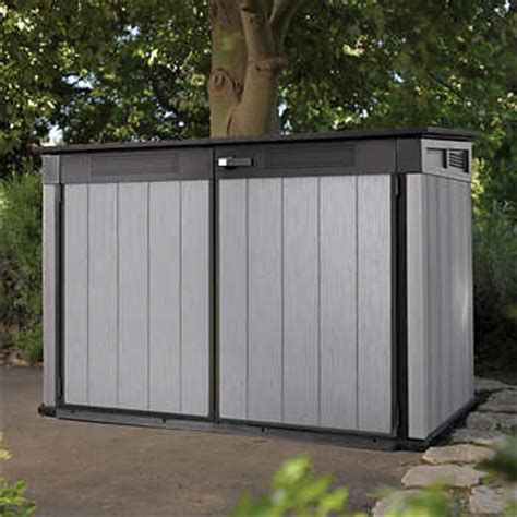 Costco Bike Shed by Keter 174 Grande Horizontal Shed