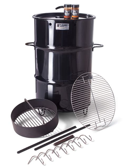 Pit Barrel Cooker The 1 Barrel Smoker Grill On The Market The Pit Barrel Cooker Package By Pitbarrel 174 Cooker