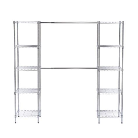 Wardrobe Shelving System by Closet Organizer System Wardrobe Closet Closet Storage