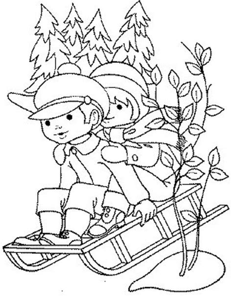 winter holiday coloring pages vitlt com