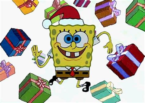 spongebob christmas 3 spongebob squarepants photo