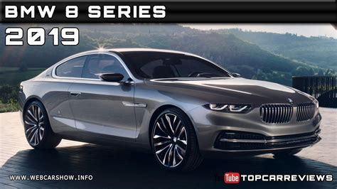 2019 Bmw 8 Series Review by 2019 Bmw 8 Series Review Rendered Price Specs Release Date
