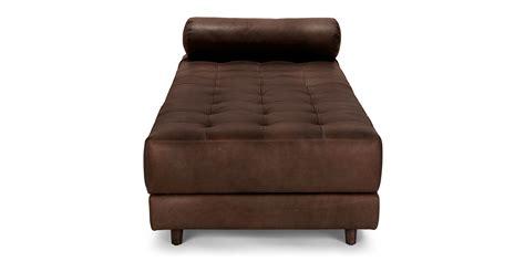 sven charme sofa sven charme chocolat daybed sofas article modern