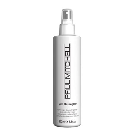 detangler spray paul mitchell condition lite detangler 174 lightweight detangling spray 250ml feelunique