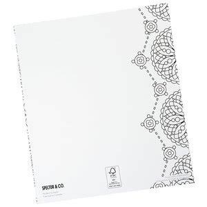 anti stress coloring book singapore 4imprint ca anti stress colouring book c138793 imprinted