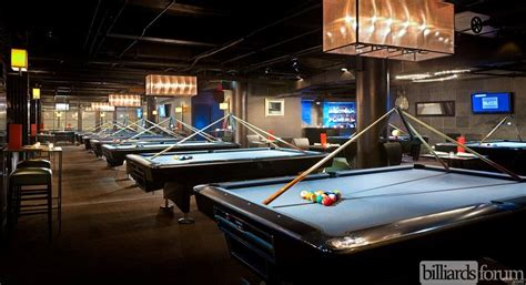 bars with pool tables nyc slate york