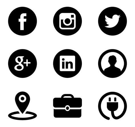 imagenes redes sociales iconos iconos de red social vectoriales 7 947 iconos gratis
