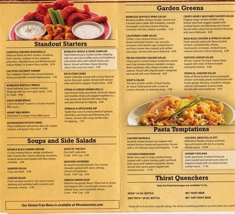 menu layout psychology 10 menu design hacks restaurants use to make you order
