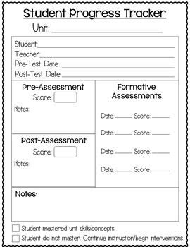 Data Tracking Sheets Student Data Tracking Sheets Pinterest Student Data Tracking Data Tracking Student Progress Template