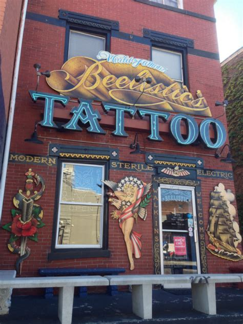beelistic tattoo piercing city guide cincinnati ohio autostraddle