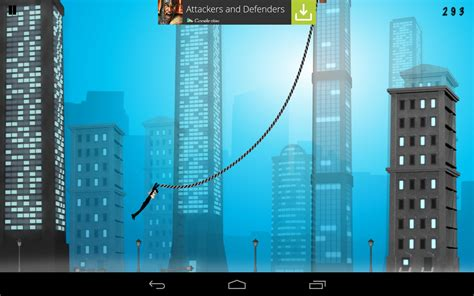 rope swing game rope n fly from dusk games for android 2018 free