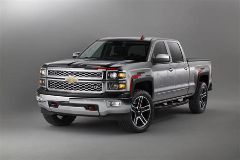 concept chevy 2015 chevrolet silverado toughnology concept gm authority