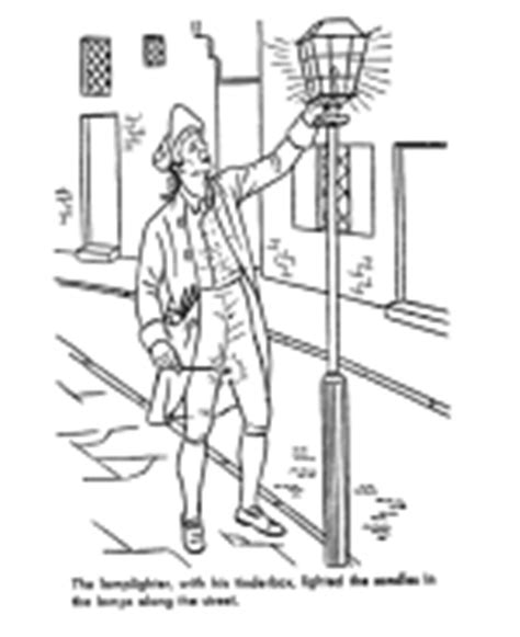 colonial jobs coloring pages usa printables early american life coloring pages early