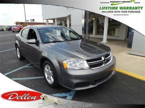 vehicle repair manual 2012 dodge avenger head up display sell used 2012 dodge avenger sxt in 2640 w main st greenfield indiana united states for us
