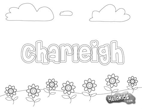 printable coloring pages with names coloring pages of your name az coloring pages
