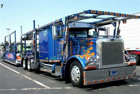 images  car hauler pictures  pinterest car carrier cars  trucks