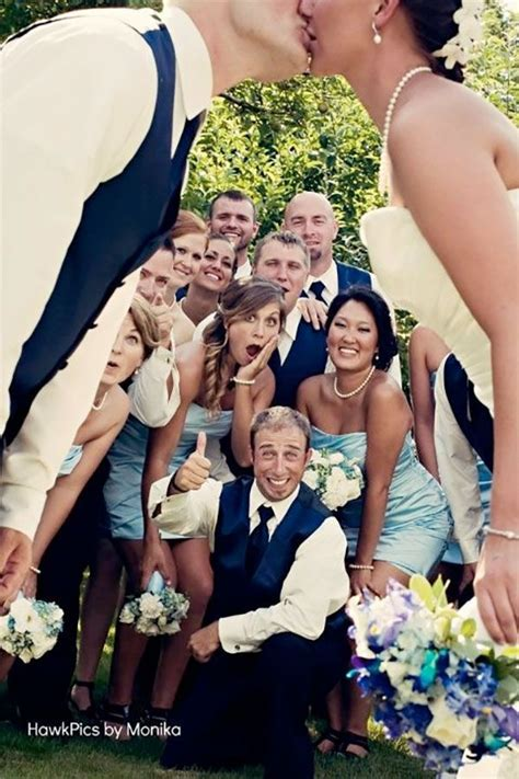 17 Best ideas about Funny Wedding Poses on Pinterest