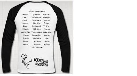 design baju edit amore volta baju kelas 5s4 2013
