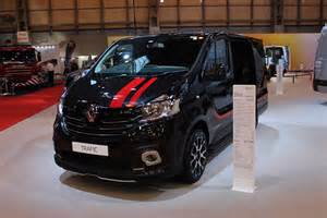 Renault Trafic Sport Renault Trafic Sport At The Cv Show 2016 Commercial