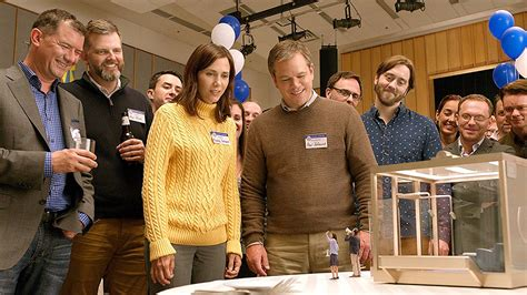 downsizing movie downsizing review matt damon gets small in alexander