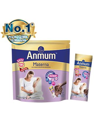 Anmum Materna Anmum Materna For Expecting Mothers Anmum Malaysia