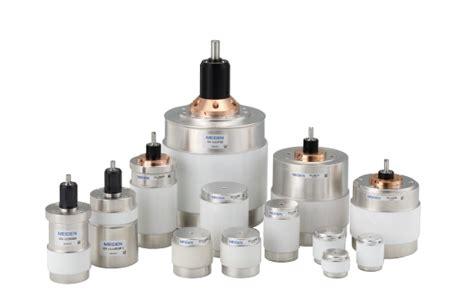vacuum capacitor lineup of vacuum capacitors vacuum capacitors meidensha corporation