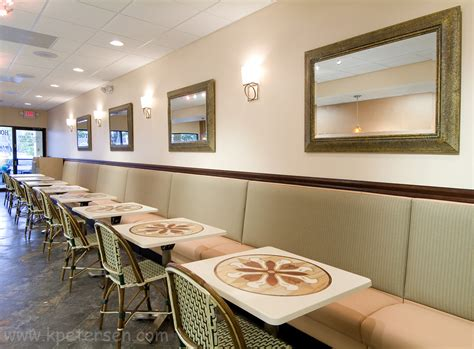 Banquette Booth by Restaurantinteriors 187 Archive 187 Upholstered