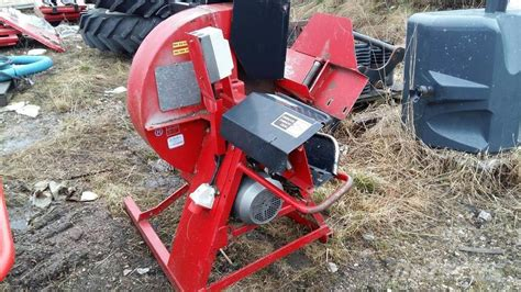 Sale Ag Saw Maxy 55 000 used palax 55 s 196 hk 214 m slasher saws wood splitters and