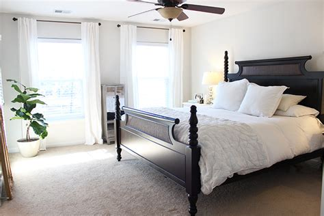 from jc penney w w master bedroom ideas pinterest the great paint debate solved master bedroom before