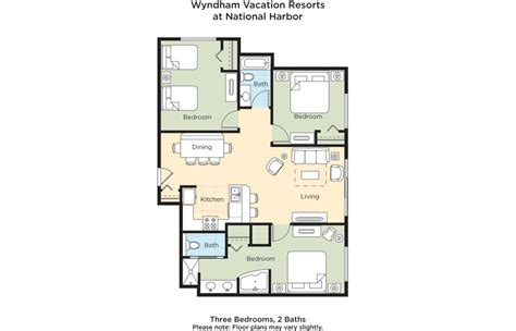 wyndham national harbor 3 bedroom wyndham national harbor 3 bedroom bedroom review design