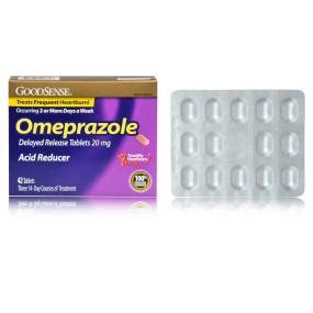 Omeprazole Blood In Stool by Goodsense Omeprazole Delayed Release Acid