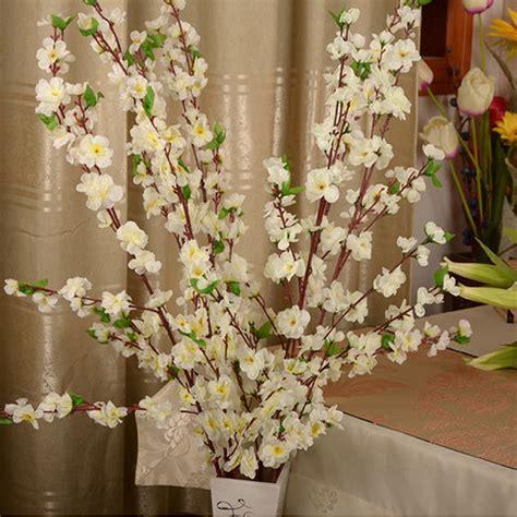 artificial cherry blossom branch 50 artificial cherry plum blossom branch