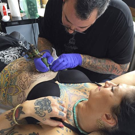 new tattoo feels hot american pickers danielle colby tattoos celebrity tattoo