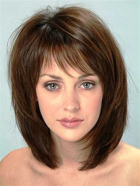 Hairstyles For Medium Hair by 22 Hairstyles For Medium Thick Hair Hairstyles